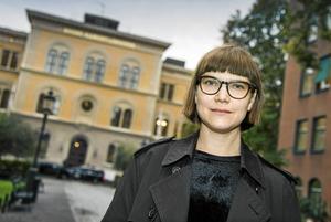 Sara Bergmark Elfgren. Foto: Claudio Bresciani/TT