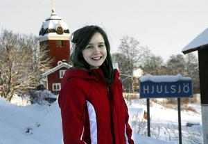 Det är som att bo i en sagobok. För Anneli Björåsen betyder Hjulsjö oerhört mycket.