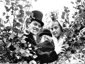 Bröllop på Näsgården, Jamtli, 1986.