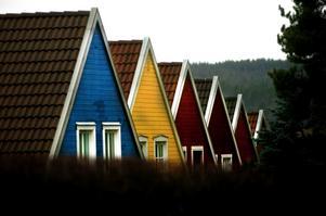 Villapriserna i länet stiger.