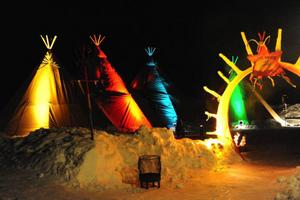 Hantverk, mat, debatter om rennäringens framtid, modevisning och konstutställningar inramade årets upplaga av de samiska kulturdagarna i Funäsdalen.