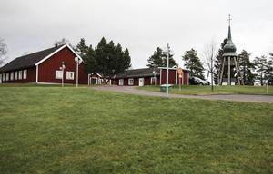 För sjätte året har det varit öppet julfirande på S:t Olofs kapell. Firandet är religöst obundet.