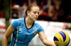 Sofie Lundberg har också tröttnat på Örebro Volley och slutar.
