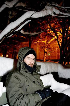 Markus Ernehed.  Foto: Henrik Flygare
