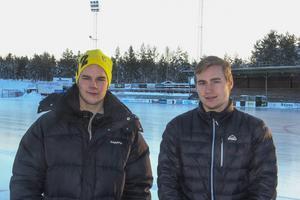 Påskrivet och klart. De gamla kompisarna från Örebro, Jesper Öhrlund och Adam Wijk förlänger med Broberg.