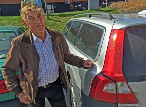 Arne Bodin, Enånger, tycker att det räcker med bensinskatten.