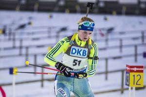 Mona Brorsson blev bästa svenska på 25:e plats.