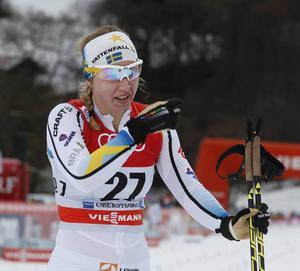 Evelina Settlin, Hudiksvall, får fortsatt förtroende från landslagsledningen.