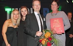 Årets butik 2012 blev Ica Supermarket i Säter. Foto: Anders Norman/DT