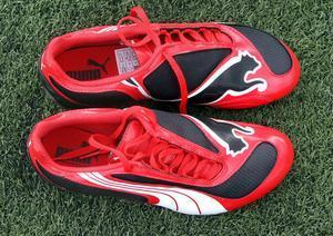 online store 33b34 41ac4 Puma V5.08 SLBarnversion av vuxensko i syntetmaterial och textil. Sko som  sticker ut
