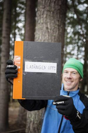 Kristoffer Kvarnlöf hoppas att flera ska anta utmaningen