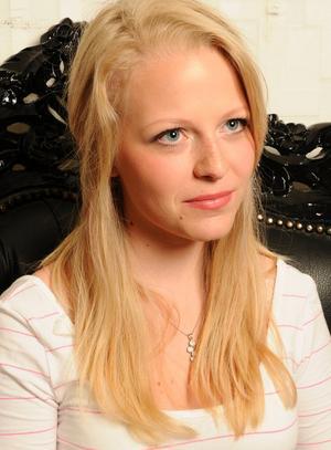 Madde Wiberg, 18 år.
