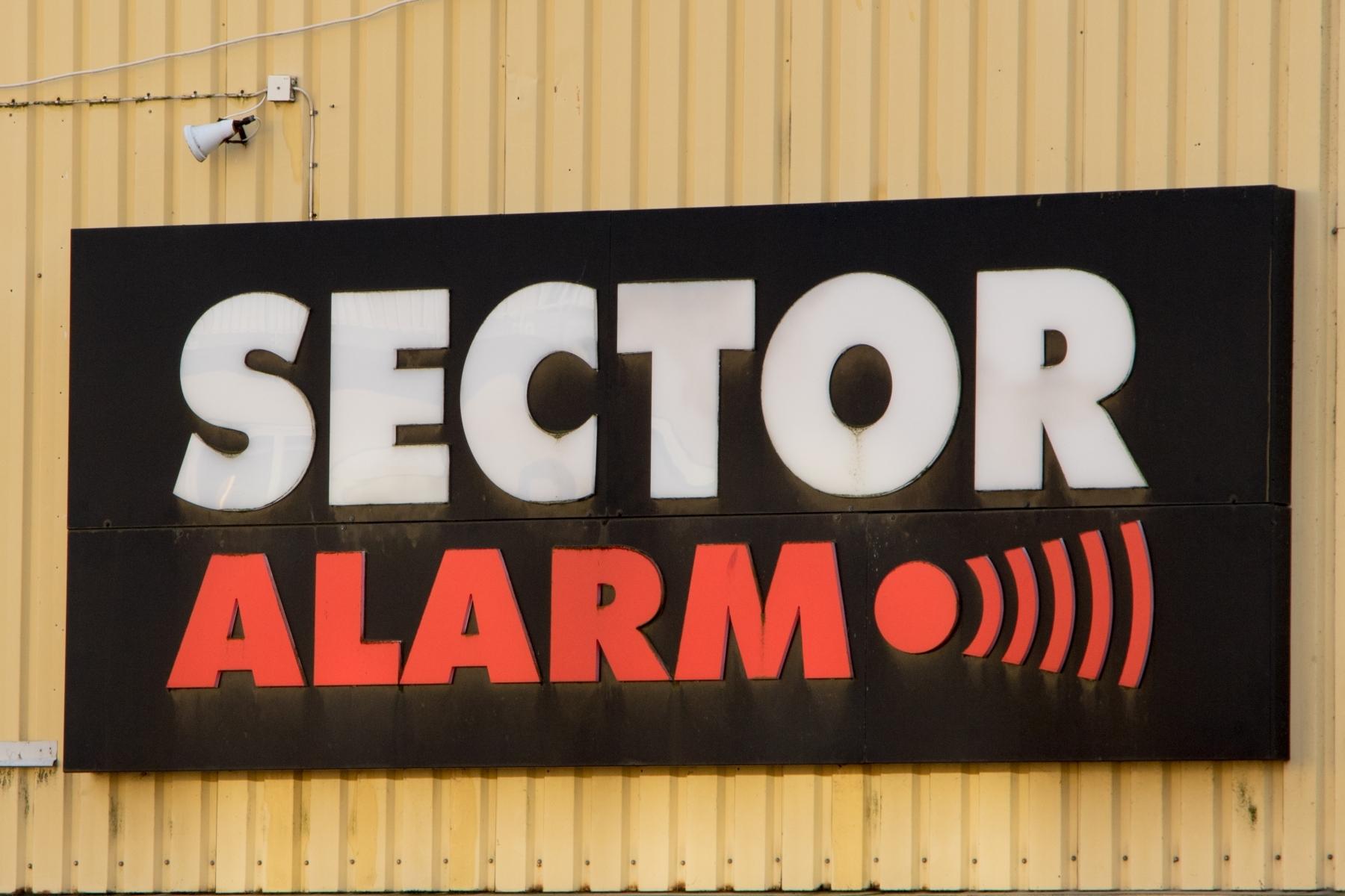 sector alarm lön