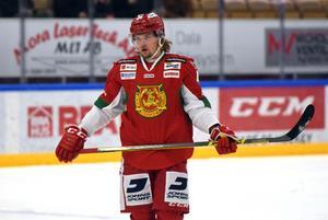 Viktor Amnér har ännu inte förlorat sedan återkomsten till Mora IK.