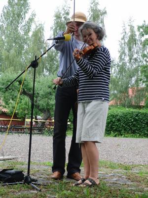 Carina Normansson spelar sagolikt.