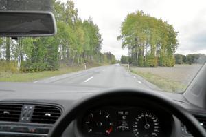 Nora, Lindesberg, Ljusnarsberg och Hällefors: vårat bevakningsområde är stort och en del av arbetstiden spenderas bakom ratten.