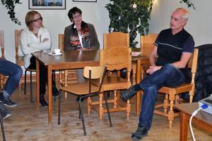 Jan Barck, förundersökningsledare vid Borlängepolisens utredningsenhet, var inbjuden till Företagarnas frukostmöte för att berätta om hur polisen agerar mot bland annat bluffakturor.