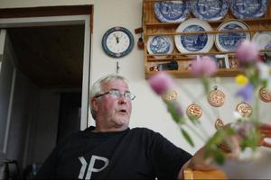 – Fortsätter förfallet så här kommer vi inte ha några gamla kulturhus kvar i Sverige, säger Rolf Jakobsson
