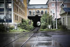 Het debatt i Hudiksvall: Ska ostkustbanans dubbelspår dras igenom centrum?
