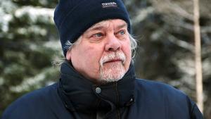 Krister Wimark från Hamrånge är övertygad om att olyckorna orsakas av något slags väsen.