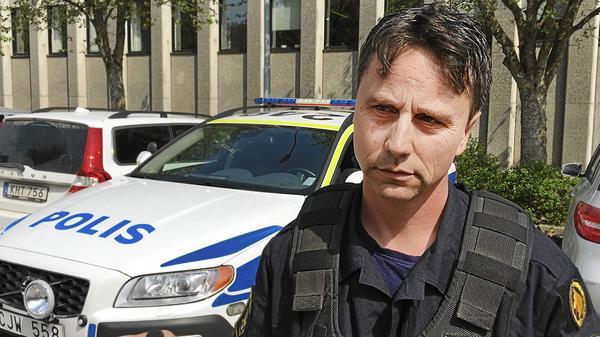 Ralf Andersson, Polisförbundets ordförande i Västmanland, vill ha ett slut på underbemanningen.