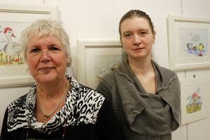 Gunilla Gustavsson och Jenny Gulstad har gjort barnboken