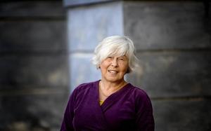 EN AV TOLV PRISTAGARE. Helena Henschen är den svenska pristagaren när EU:s nya litteraturpris delas ut.Foto: Pontus Lundahl/Scanpix