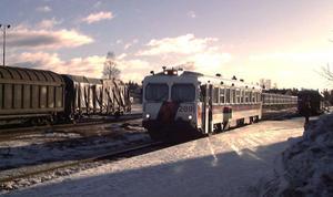 I januari offentliggör Trafikverket utredningen om renoveringskostnaderna för Västerdalsbanan.