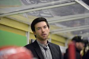 Moralagets tränare Jeremy Colliton var nöjd efter vinsten borta mot Sundsvall Hockey.