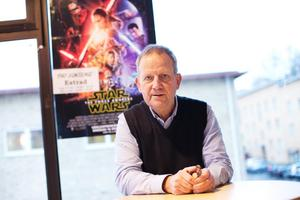 Peter Taberman programchef på Estrad.