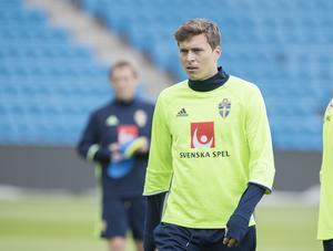 Victor Nilsson Lindelöf är inte nominerad till årets back.