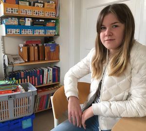 Agnes Groth från Gagnef är redan vinnare i Finn upp. Nu återstår att se om hon kniper första, andra eller tredje plats i kategorin Digital lösning.
