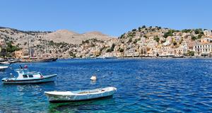 Upptäck Greklands småöar.