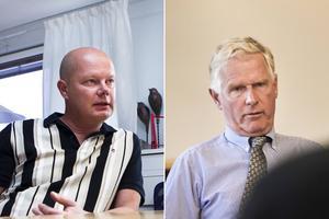 Nicklas Bremefors tar tillfälligt över ledningen av kommunen efter Claes Rydbergs avhopp.