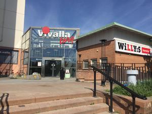 För andra gången på två och ett halvt år har Willys i Vivalla utsatts för ett rån.