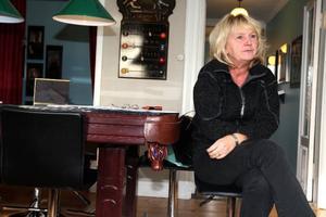 Riksdagsledamoten Berit Andnor var kritisk till den nuvarande regeringens politik när hon presenterade socialdemokraternas alternativ till budget. Partiet vill även att extra åtgärder ska satsas på besöksnäringarna.  Foto: håkan degselius
