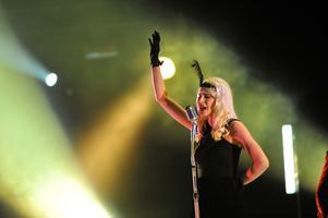 Amanda Jensen fick två Rockbjörnar 2009.