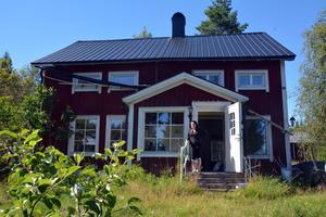Drömhuset i Dynäsfors blev en mardröm för Martina Gustafsson.