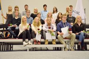Här är årets BEL-stipendiater från Lindeskolan.