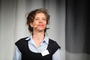 Maria Kraft, måldirektör på Trafikverket menar att tekniken är en milstolpe.