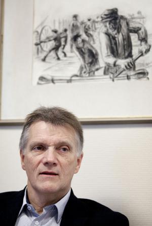 Kjell Nygren ska göra så att Smedjebacksborna återfår sin styrka som Johan Ahlbäck fångade så väl på 1930-talet.