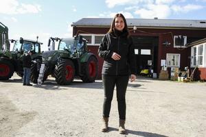 Årets maskindagar känns aktuellare än någonsin tycker Linda Eriksson – delägare i skolan. För i höst startar helt nya Bygg- och anläggningsprogrammet.