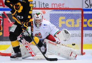 Skellefteå inledde starkt och Anton Forsberg i Modo-målet fick en jobbig kväll.