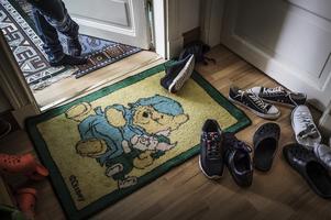 Arkivbild från asylboende för ensamkommande barn i Gottröra.