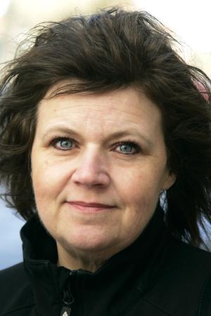 Nancy Fridh,  Kommunals huvudskyddsombud i Härjedalen.