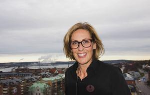 Ulrika Westin, 46 år, hotellchef och vd för Folkets hus och park:       – Nej, inte helt och hållet. Men eftersom jag är skild sedan tidigare är det inte alltid jag firar med min son.