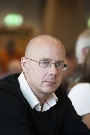 John Åberg hoppas att arbetsmiljön nu ska förbättras.