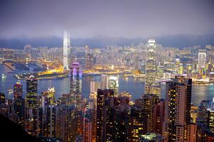 Hongkong. Foto:Anders Pihl/TT