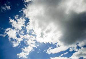 I Sveg sattes rekord för högt lufttryck i oktober. Men det är ingen garanti för klart och kallt väder.