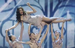 Cyperns Ivi Adamou gick också till final.